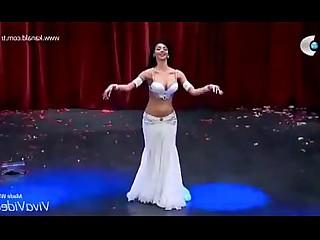18-21 Dancing Indian Juicy Striptease