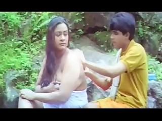 Bathroom Big Tits Boobs Exotic Friends Hot Indian Kiss