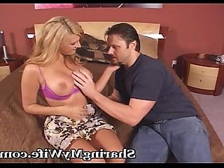 Big Tits Bus Busty Couple Fuck Hot Ladyboy Wife
