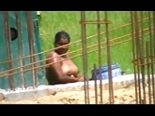 69 Bathroom Big Tits Black Boobs Exotic Housewife Indian