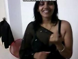 Indian Striptease Teen