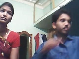 Amateur Couple Indian Teen Webcam