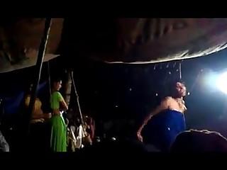 Dancing Exotic Indian Nude Skirt Striptease Upskirt