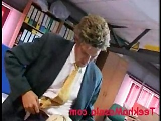 Ass Blonde Exotic Indian Office Threesome