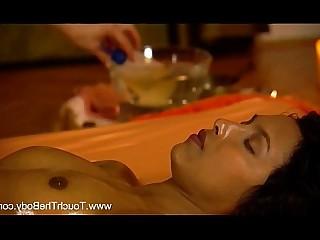 Ass Couple Erotic Lesbian Lover Massage Oil