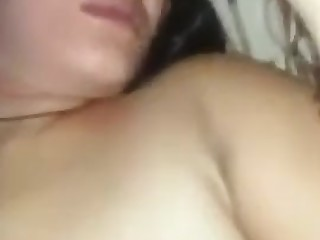 Amateur Bathroom Big Tits Boobs Big Cock Hardcore Homemade Hot