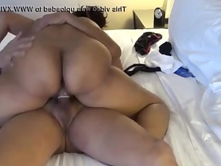 Amateur Black College Deepthroat Dildo Doggy Style Ebony BBW